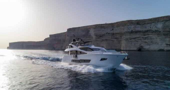 Louer Yacht avec ou sans skipper Sunseeker à San Ġiljan