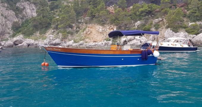 Location yacht à Sorrento - Apreamare 9' Open sur SamBoat