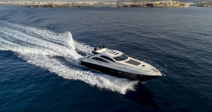 Location Yacht à San Ġiljan - Sunseeker Predator 62
