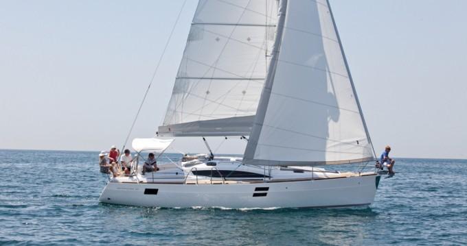 Location yacht à Kaštela - Elan Impression 40 sur SamBoat