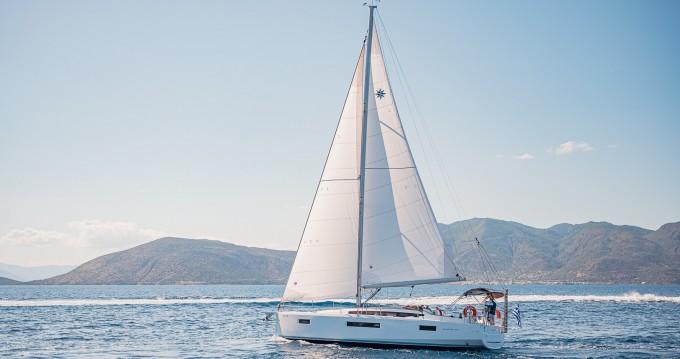 Location bateau Lefkada (Île) pas cher Sun Odyssey 410