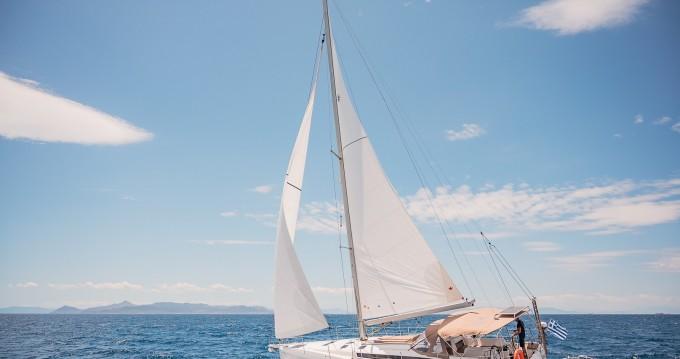 Location bateau Álimos pas cher Sun Odyssey 490