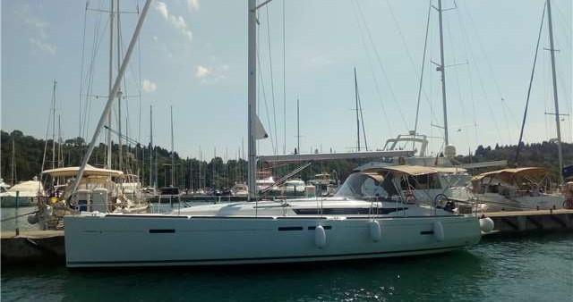 Location yacht à Punat - Jeanneau Sun Odyssey 449 sur SamBoat