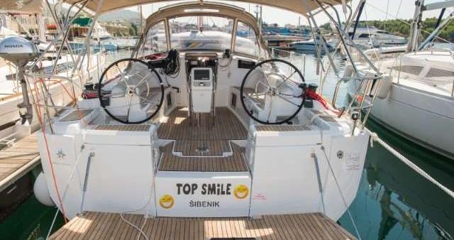Location bateau Jeanneau Sun Odyssey 449 à Punat sur Samboat