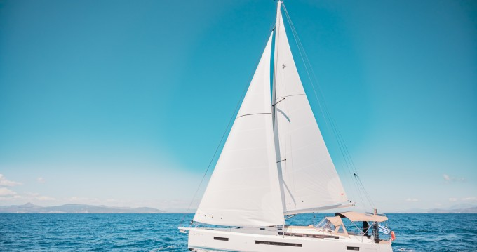 Location yacht à Lávrio - Jeanneau Sun Odyssey 490 sur SamBoat