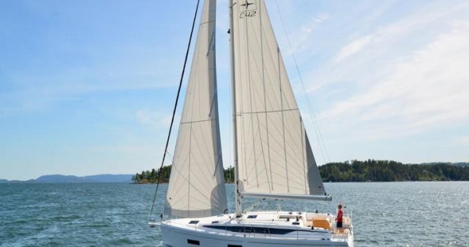 Location yacht à Sukošan - Bavaria Bavaria C42 sur SamBoat