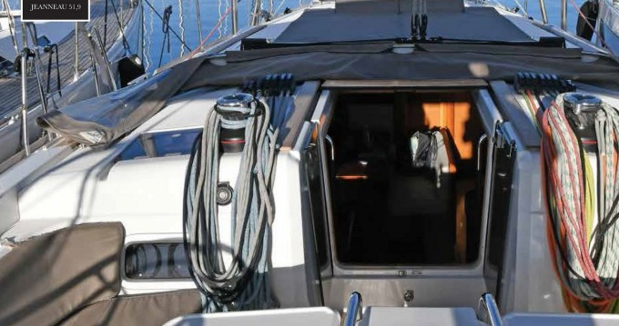 Location yacht à Álimos - Jeanneau Sun Odyssey 519 sur SamBoat