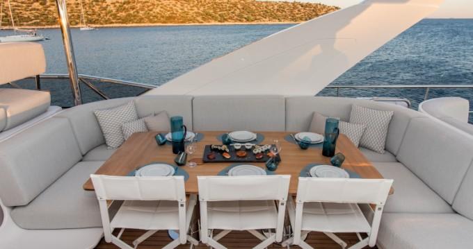 Louer Yacht avec ou sans skipper Azimut à Sibenik