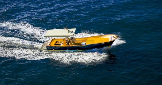 Location bateau Milano - Aprea Faraglione 9.60 à Positano sur Samboat