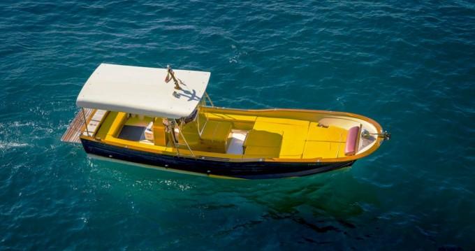 Louer Bateau à moteur avec ou sans skipper Milano - Aprea à Positano