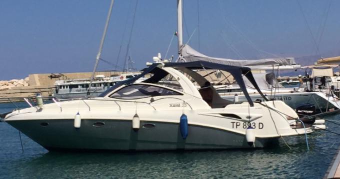 Louer Bateau à moteur avec ou sans skipper Stama à Castellammare del Golfo