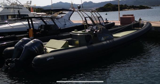 Location bateau Sea Water Sea Water 320 Smeralda à Cannigione sur Samboat