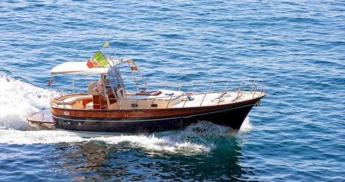 Location Bateau à moteur à Positano - Fratelli Aprea Sorrento 32 Open Cruise