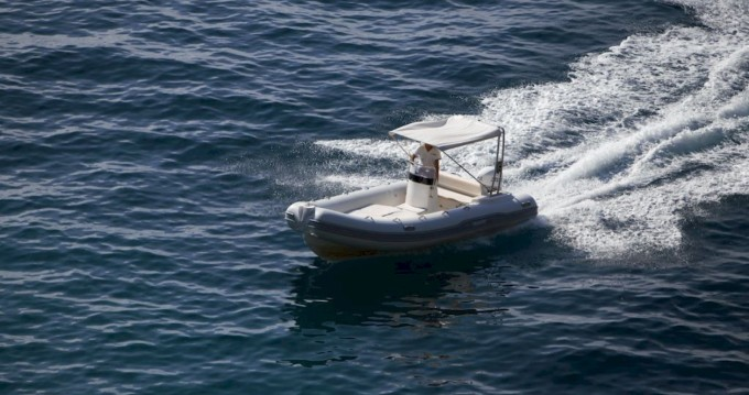 Location yacht à Positano - Predator 540 sur SamBoat