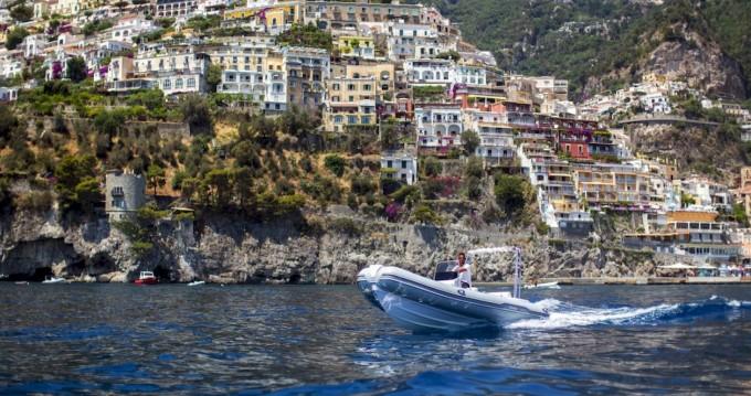 Location bateau Predator 540 à Positano sur Samboat