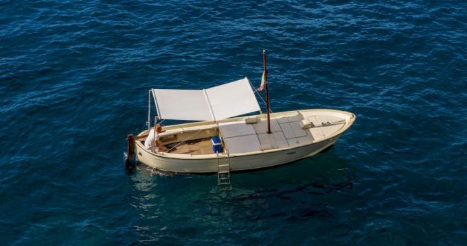 Location yacht à Positano - Nautica Esposito 7.50 Open  sur SamBoat