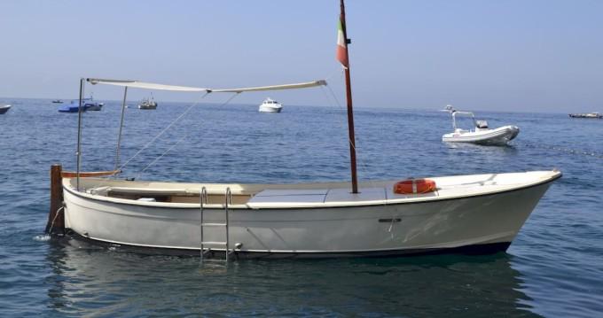 Location bateau Positano pas cher 7.50 Open