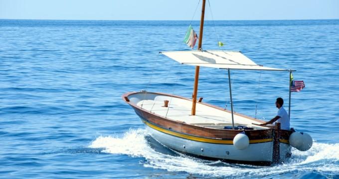 Location yacht à Positano - Fratelli Aprea Sorrento 7,50 open cruise sur SamBoat