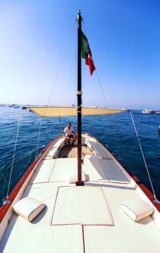 Louer Bateau à moteur avec ou sans skipper Fratelli Aprea à Positano