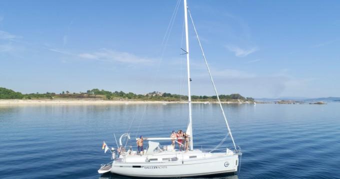Location bateau Sanxenxo pas cher 32 Cruiser