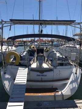 Location bateau Jeanneau Sun Odyssey 39i à Leucate sur Samboat