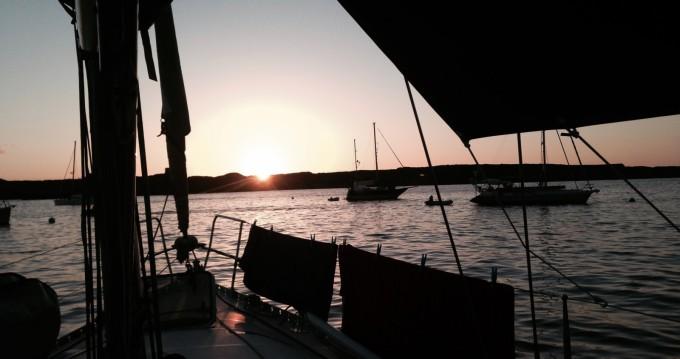 Location bateau Mahón pas cher First 41 S5