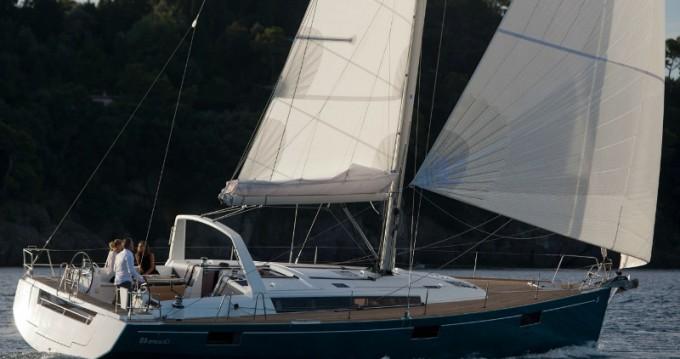 Location bateau Bénéteau Oceanis 48 OW. à Trogir sur Samboat