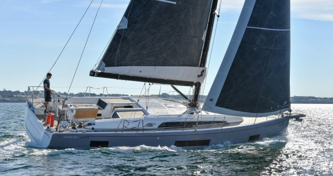 Location yacht à Pomer - Bénéteau Oceanis 46.1 sur SamBoat
