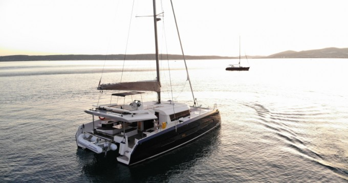 Location yacht à Primošten - Dufour Dufour 48 Catamaran sur SamBoat