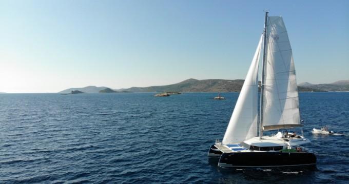 Location bateau Primošten pas cher Dufour 48 Catamaran