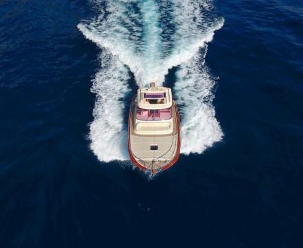 Location bateau Positano pas cher Sorrento 36 Hard Top