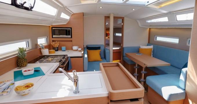 Location Voilier à Tropea - Jeanneau Sun Odyssey 410 Performance
