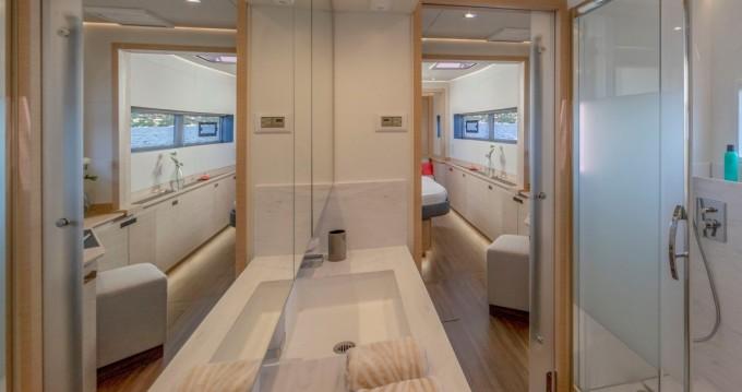 Location yacht à Athènes - Fountaine Pajot Alegria 67 sur SamBoat