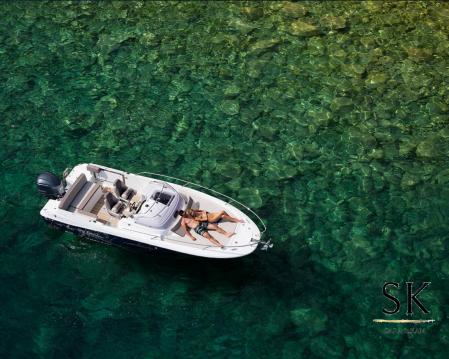 Location yacht à La Grande-Motte - Jeanneau Cap Camarat 7.5 WA sur SamBoat