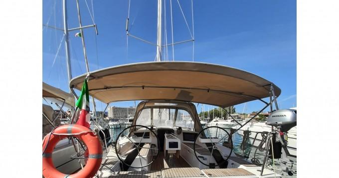 Louer Voilier avec ou sans skipper Dufour à Porto di Balestrate