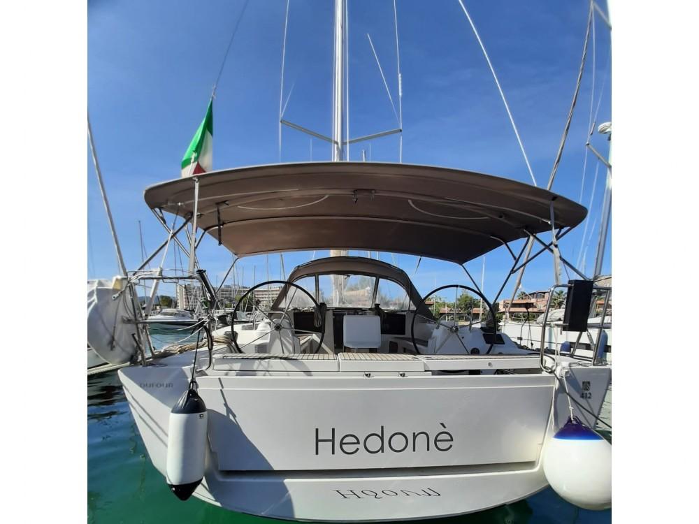 Location bateau Furnari pas cher Dufour 412 Grand Large