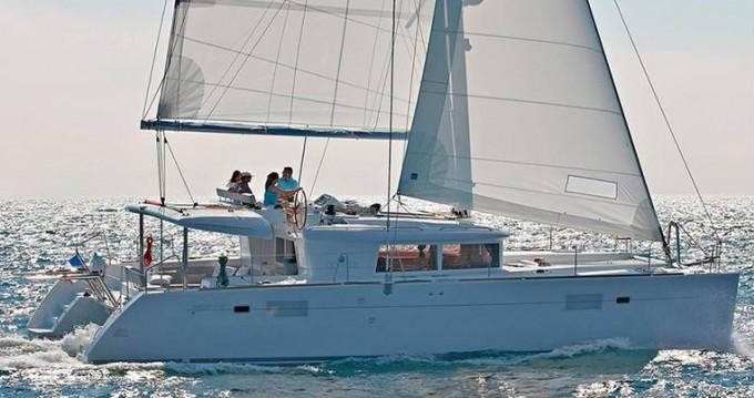 Location bateau Šibenik pas cher Lagoon 450
