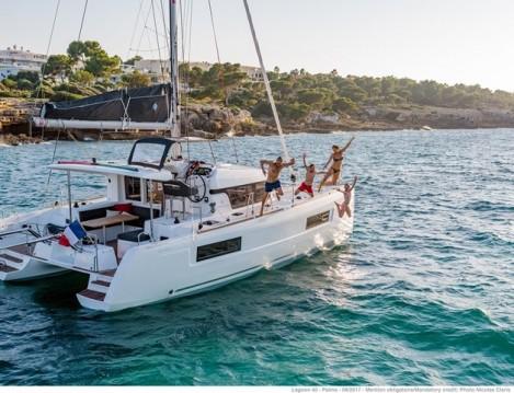 Location Catamaran à Rhodes - Lagoon Lagoon 40
