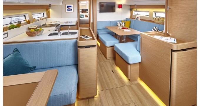 Location yacht à Paros - Jeanneau Sun Odyssey 490 sur SamBoat