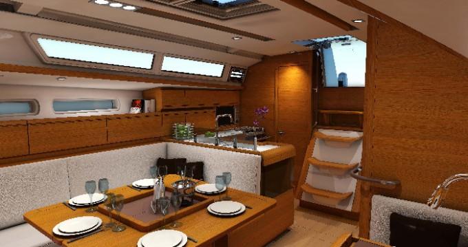 Location bateau Jeanneau Sun Odyssey 409 à Rhodes sur Samboat