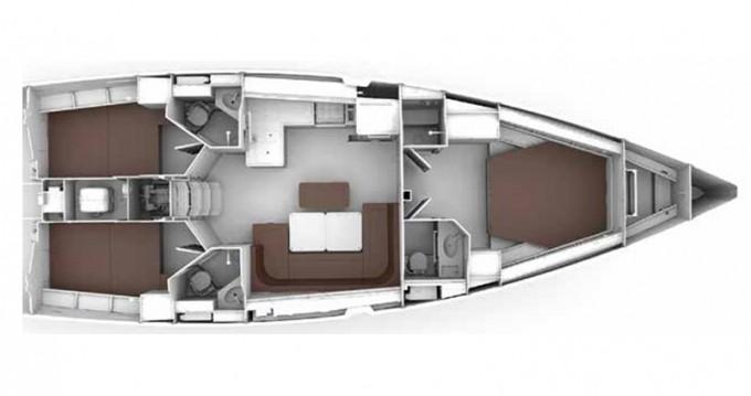 Location Voilier à Orhaniye - Bavaria Cruiser 46 Style
