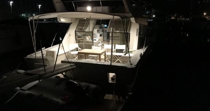 Location yacht à Porto Mirabello - Riva Furama 58 sur SamBoat