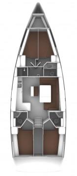 Location yacht à Biograd na Moru - Bavaria Bavaria Cruiser 46 OD sur SamBoat