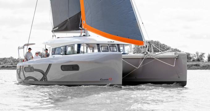 Location Catamaran à Follonica -  Excess 12