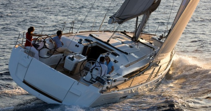 Location bateau Athènes pas cher Sun Odyssey 519
