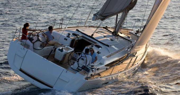 Location yacht à Athènes - Jeanneau Sun Odyssey 509 sur SamBoat