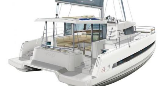 Louer Catamaran avec ou sans skipper Catana à Palerme