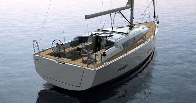 Location bateau Dufour Dufour 390 GL à Marsala sur Samboat