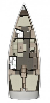 Location bateau Dufour Dufour 410 GL à Rogoznica sur Samboat