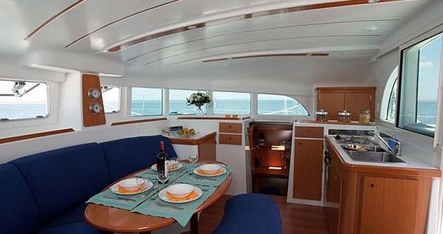 Location Catamaran à San Miguel De Abona - Lagoon Lagoon 380 S2